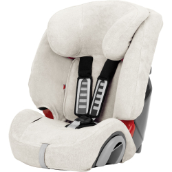 BRITAX-ROMER Letný poťah Evolva123 Plus/ Multitech Off White