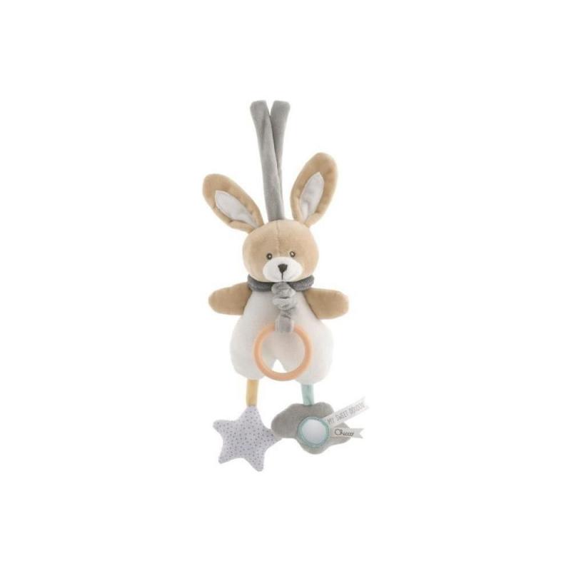 CHICCO Závesný zajačik