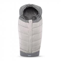 INGLESINA Fusak Winter Muff pre kombinované/športové kočíky Silver