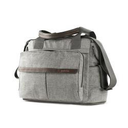 INGLESINA Prebaľovacia taška Dual Bag Aptica Mineral Grey