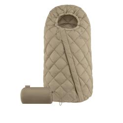 Cybex Zimný fusak snogga classic beige