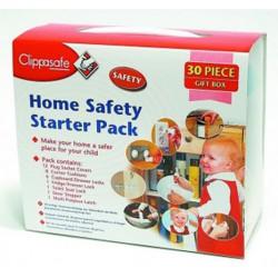 CLIPPASAFE Základná domáca bezpečnostná sada HOME SAFETY PACK
