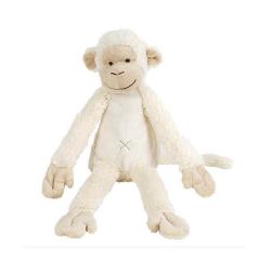 HAPPY HORSE Opička Mickey 43 cm Krémová