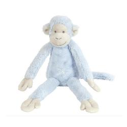 HAPPY HORSE Opička Mickey 43 cm Modrá