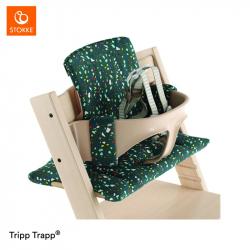 STOKKE Tripp Trapp poduška Terazzo Petrol