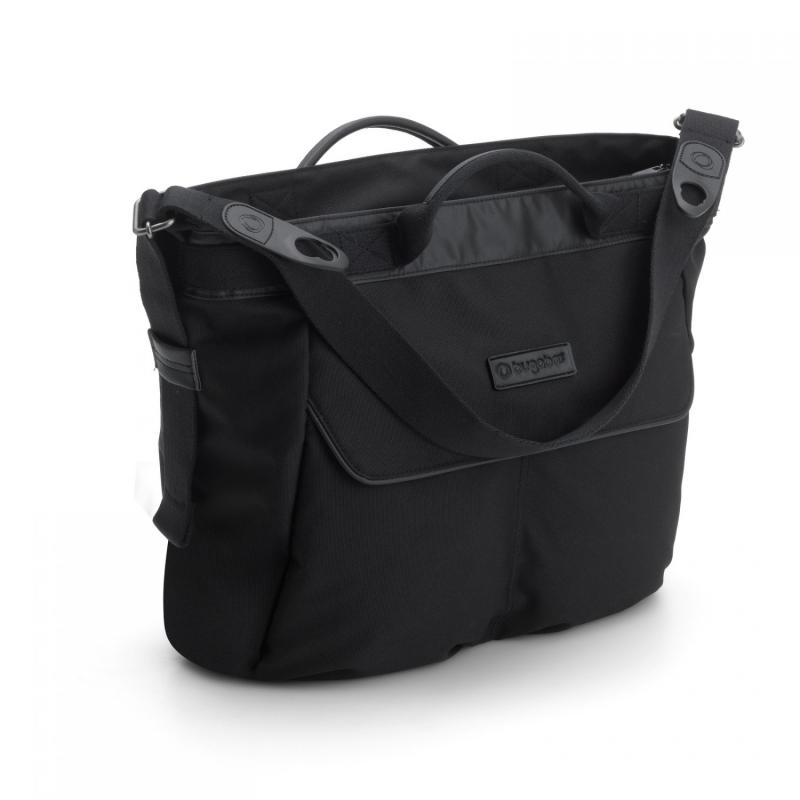 BUGABOO Changing Bag - prebaľovacia taška / Black