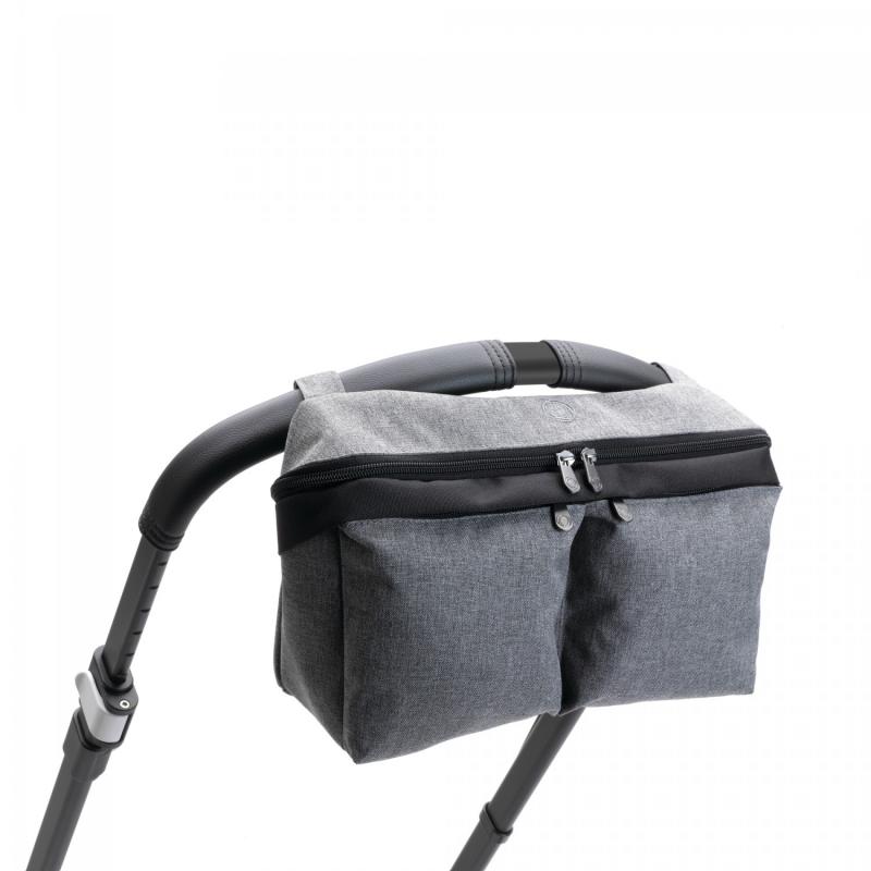 Bugaboo Organizér na kočík / Grey Melange