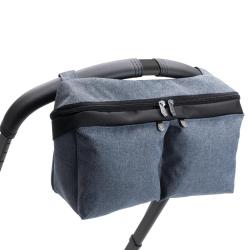 Bugaboo Organizér na kočík / Blue Melange