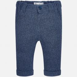 MAYORAL Nohavice modré 2-4m