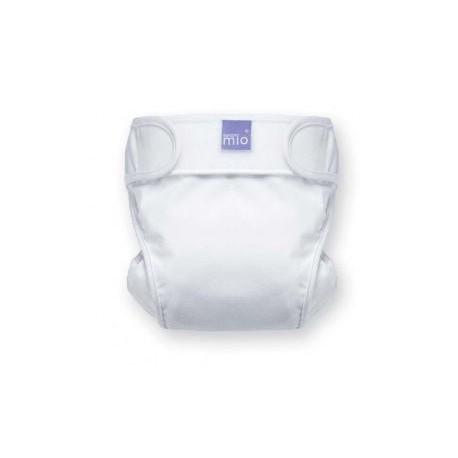 BAMBINO MIO Plienkové nohavičky MIO SOFT biele, bavlnené