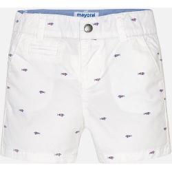 MAYORAL Nohavice krátke Blanco č.74 *