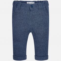 MAYORAL Nohavice modré 4-6m