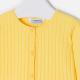 MAYORAL Svetrík dievčenský žltý č.116
