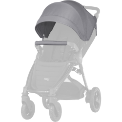 BRITAX-ROMER Strieška na kočík B-agile plus/B-Motion plus Steel Grey