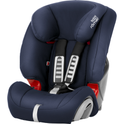 BRITAX-ROMER EVOLVA 123 Moonlight Blue Autosedačka