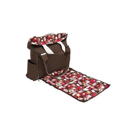 MACLAREN Field Bag Prebaľovacia taška - Coffee