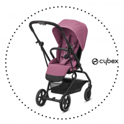 CYBEX Eezy S Twist + 2 Magnolia Pink