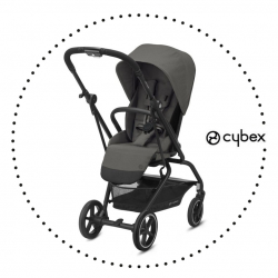 CYBEX Eezy S Twist + 2 Soho Grey