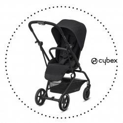 CYBEX Eezy S Twist + 2 Deep Black