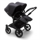 BUGABOO Donkey 3 Twin Mineral Colection Washed Black