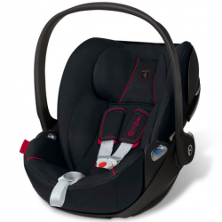 Cybex CLOUD Z I-SIZE Ferrari New victory black