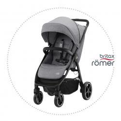 BRITAX-ROMER B-AGILE R Elephant Grey/Black