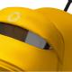 BUGABOO Bee 6 Podvozok BLACK poťah športového sedadla BLACK strieška LEMON YELLOW