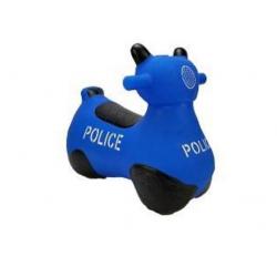ZOPA Skippy Hopsadlo Policajný skúter / Modrý