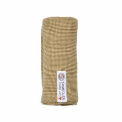 LODGER Multifunkčná látková plienka Ciumbelle 70x70 cm Honey