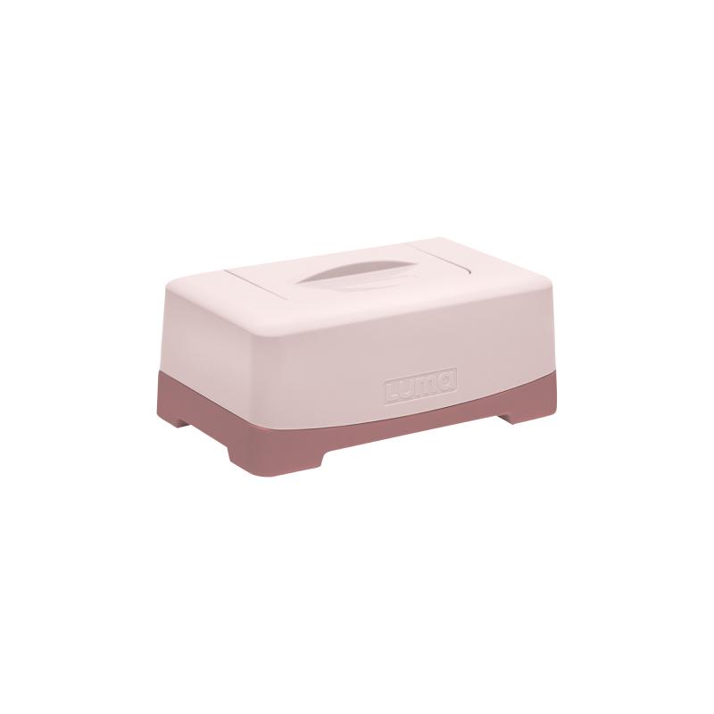 LUMA Box na vlhčené obrúsky Blossom Pink