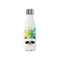CHICCO Fľaša nerezová termo Drinky 350ml - Panda