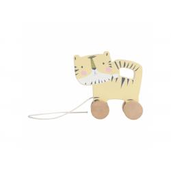 LITTLE DUTCH Ťahací tiger