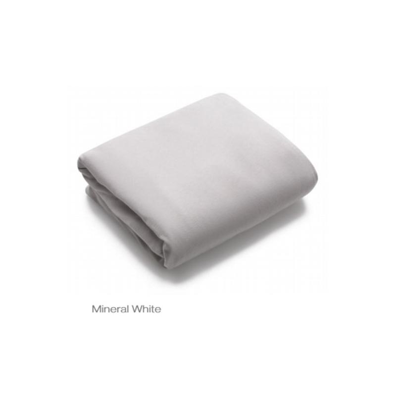 BUGABOO Stardust bavlnená plachta CRISPY WHITE