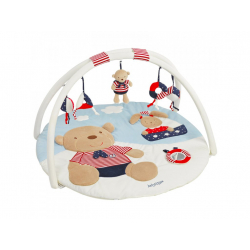 BABYFEHN hracia deka - Medveď, Ocean Club