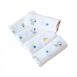 MATEJOVSKY Látkové Plienky Snoopy Premium 70x70 5ks