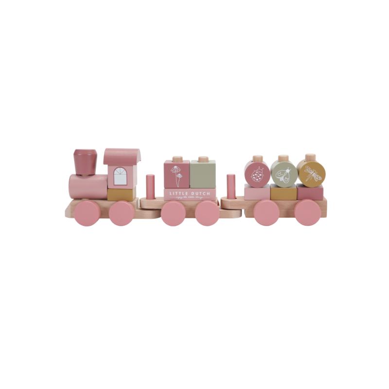 LITTLEDUTCH Vláčik Pink