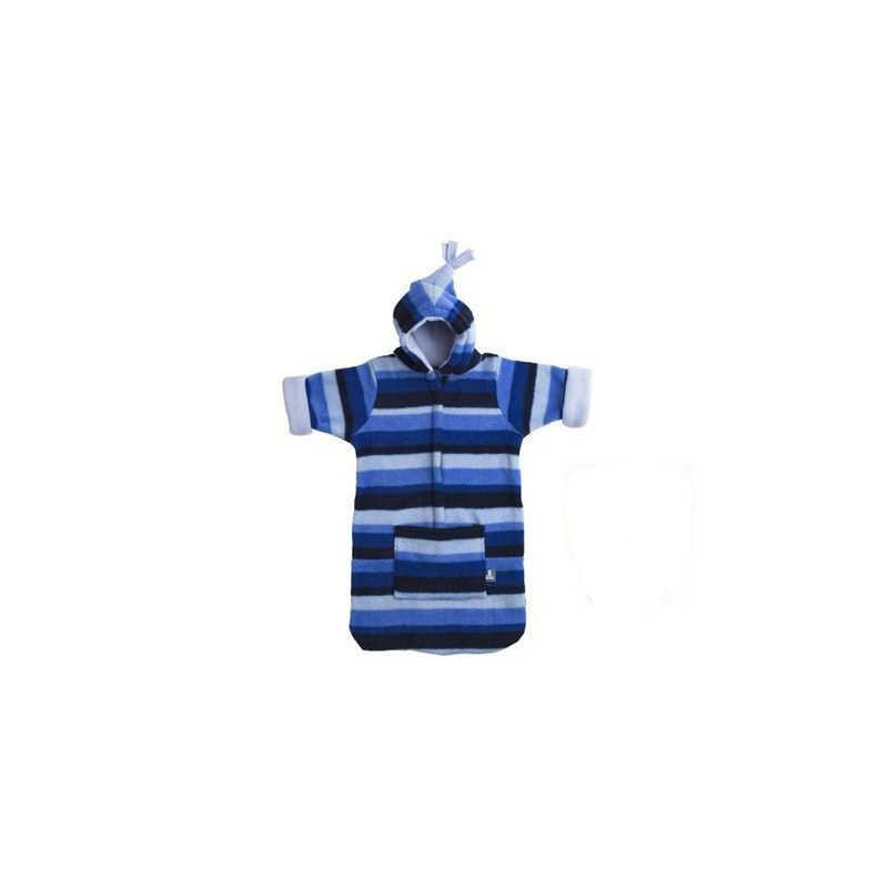 BUGGYSNUGGLE Spací vak BLUE STRIPE BABY078