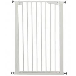 BABYDAN PET GATE Zábrana PREMIER vysoká 73-86 cm biela, bez predĺženia