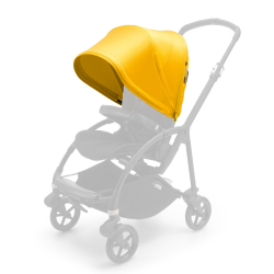 BUGABOO Bee 6 Strieška na kočík Lemon yellow