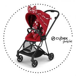 CYBEX MIOS Jeremy Scott Petticoat Red športový kočík