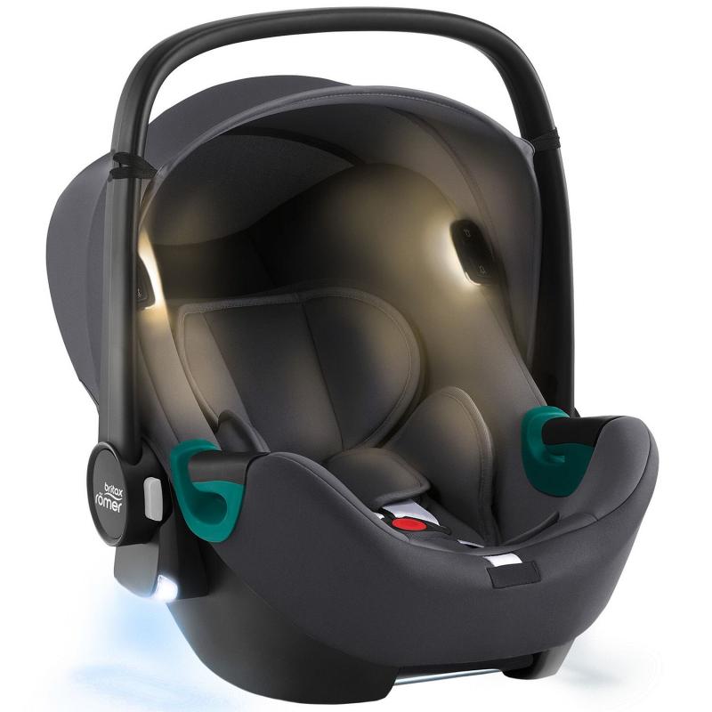 BRITAX-ROMER Baby-Safe iSense ( I-size ) - Midnight Grey