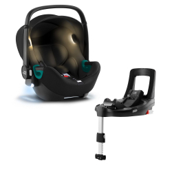 BRITAX-ROMER Baby-Safe iSense Bundle Flex iSense - Space Black