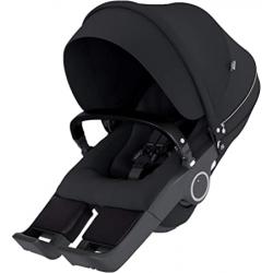 STOKKE Xplory V6/Trailz športová časť black , bez podvozku a madla