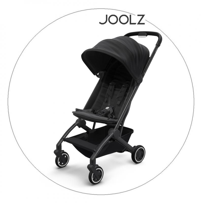 JOOLZ Aer športový kočík Refined Black