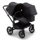 BUGABOO Donkey 3 Duo Mineral Colection Washed Black