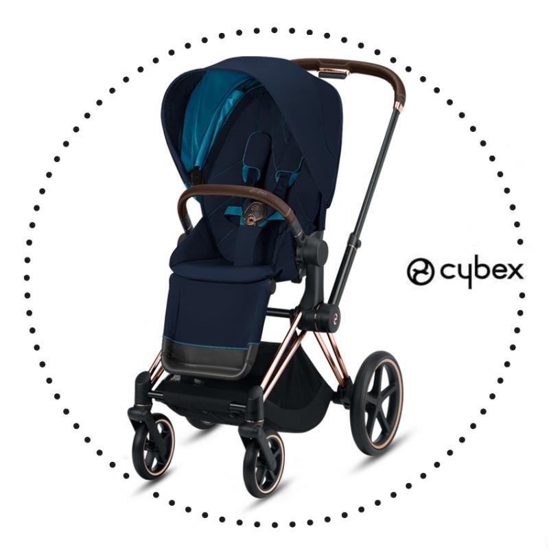CYBEX Priam športový kočík - Nautical blue