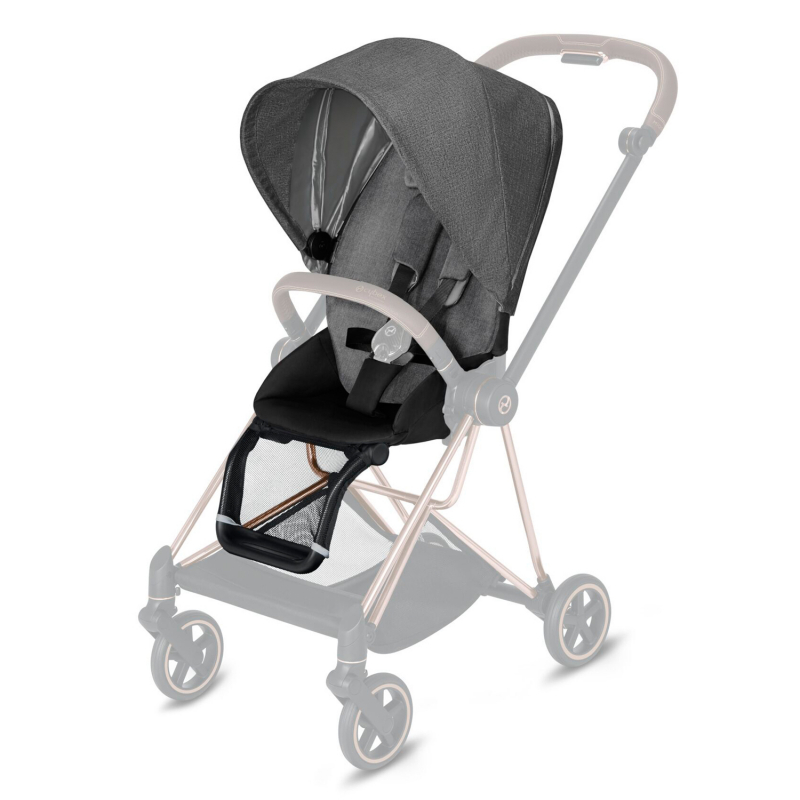 CYBEX Mios Seat Pack Poťah Plus manhattan black