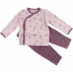 FIXONI 2-set tepláky + tričko Burnished Lilac č.68
