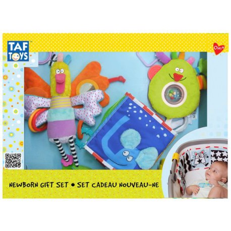 TAF TOYS Darčekový set NEWBORN GIFT 11525