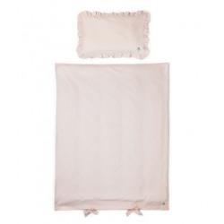 ELODIE DETAILS Bed set posteľná súprava powder pink